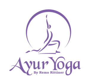 Ayur Yoga by Remo Rittiner Logo